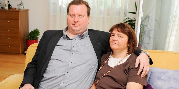 Blindes Ehepaar kämpft um Baby