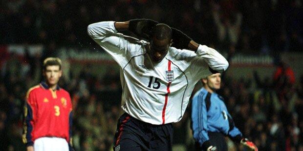 Ex-England-Star stirbt an Herzattacke