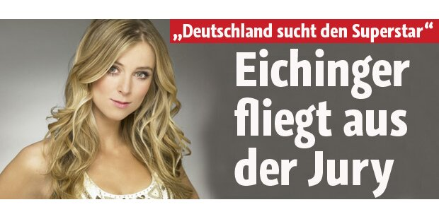Eichinger muss DSDS-Jury verlassen