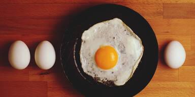 So viele Eier pro Woche sind gesund