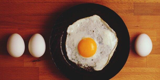 so viele eier pro woche sind gesund. Black Bedroom Furniture Sets. Home Design Ideas