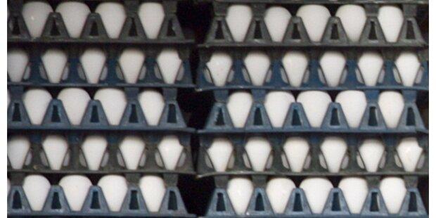 Manila stimmt Wettergott mit Eiern milde