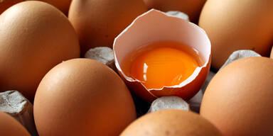 Eier sind kleine Wunderlebensmittel