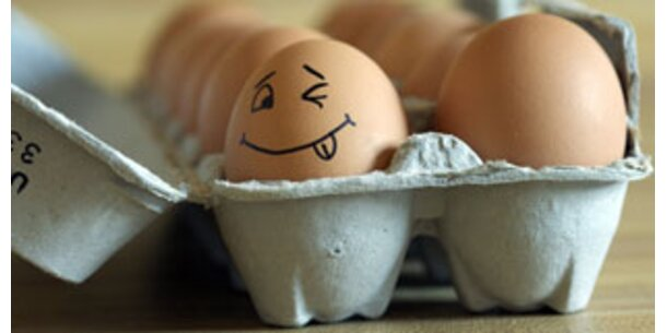 Ostern ohne Ei geht gar nicht