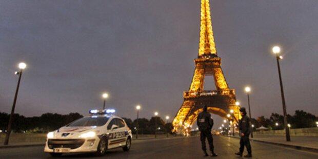 Eiffelturm-Kassen bald unterirdisch?