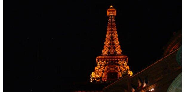 Sorgen um das Nachtleben von Paris