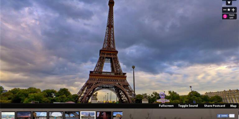 Eiffelturm aus Sicherheitsgründen geschlossen