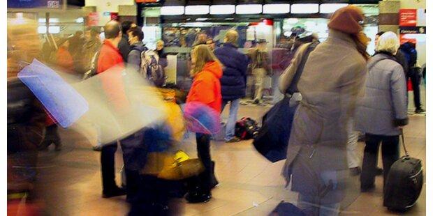 USA: Bombendrohung um den Flug zu erwischen