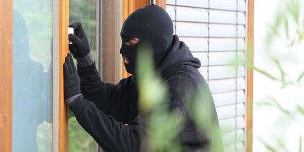 84-Jährige überraschte Einbrecher