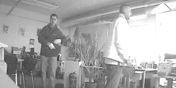 Polizei jagt diese Einbrecher in Wien