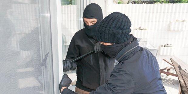 Einbrecherbande erbeutet mehrere 100.000 Euro