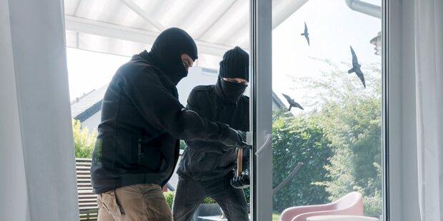 Einbrecher nehmen Promis ins Visier