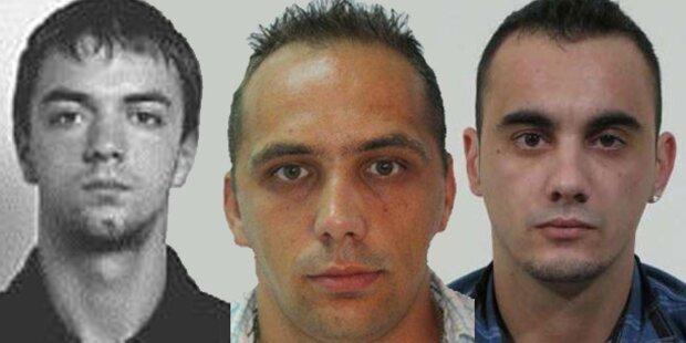 Polizei jagt diese skrupellosen Einbrecher
