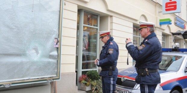 Pizza-Zusteller führte Polizei zu Einbrecher