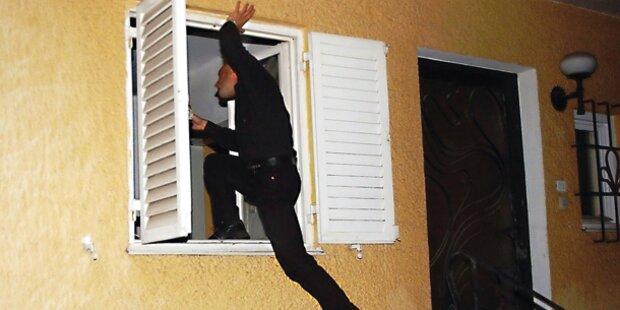 Räuber-Duo überfällt Pensionistin in Wohnhaus