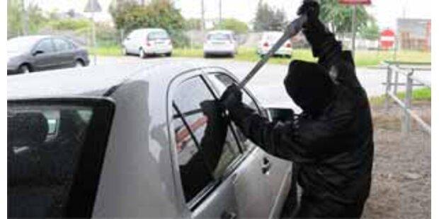 130.000 Euro aus Auto gestohlen