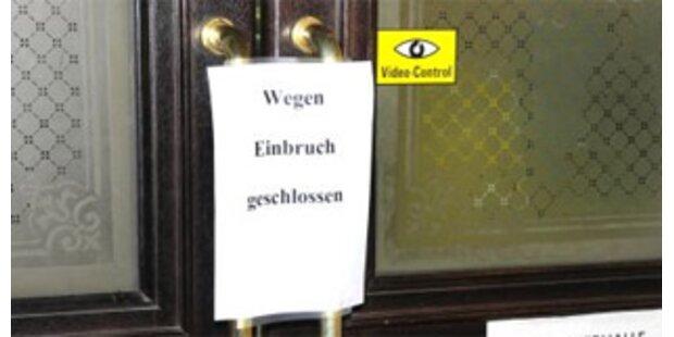 Diebe stehlen 150-Kg-Tresor in Tirol