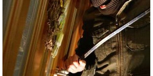 Moldawier gesteht 140 Einbrüche