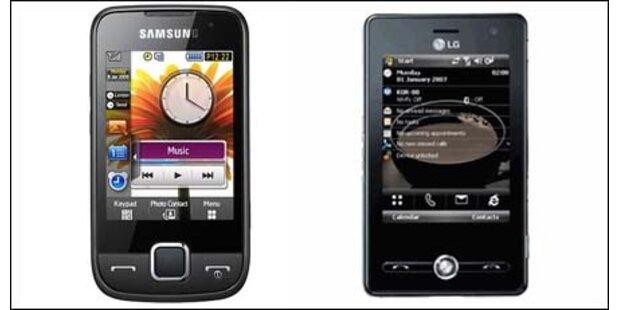 Alle Handys außer das iPhone um 1 Euro
