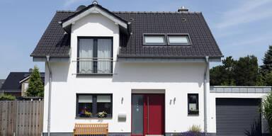 Grün-Rot will Einfamilienhäuser verbieten