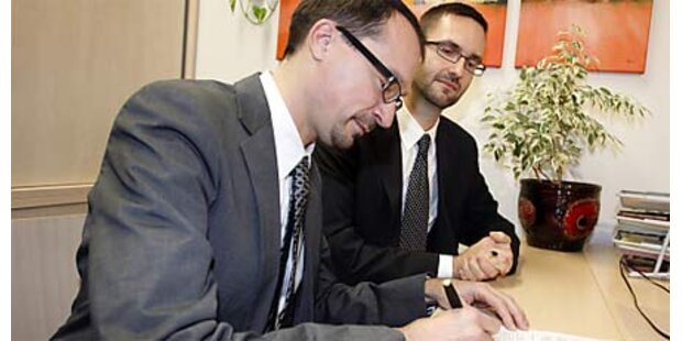 Erstes Homo-Ehepaar in der Steiermark