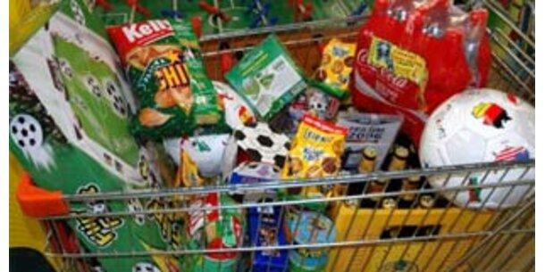 Lebensmittel in Österreich 20 Prozent teurer