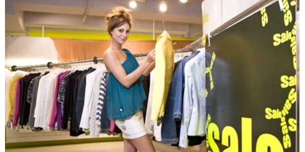 Textilbranche jubelt über Zuwächse