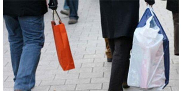Sattes Umsatzminus im Einzelhandel