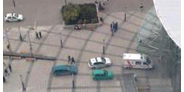 7 Festnahmen nach Schießerei in Einkaufszentrum