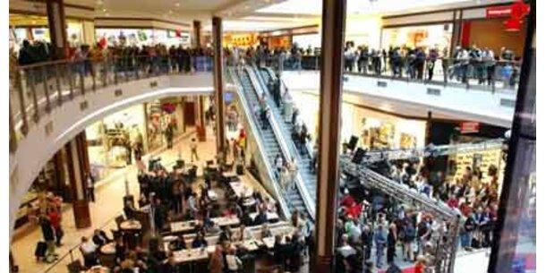 Boom bei Einkaufszentren ist vorbei