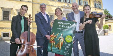 """""""Hellbrunn barockt"""" zum runden Geburtstag"""