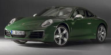 Das ist der einmillionste Porsche 911