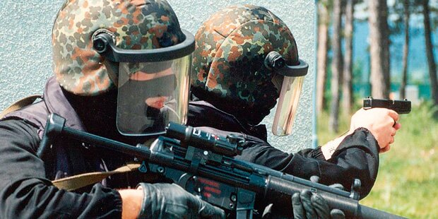 So rüstet Österreich gegen den Terror