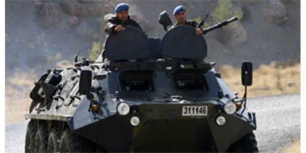 Türkische Militäreinsätze im Irak