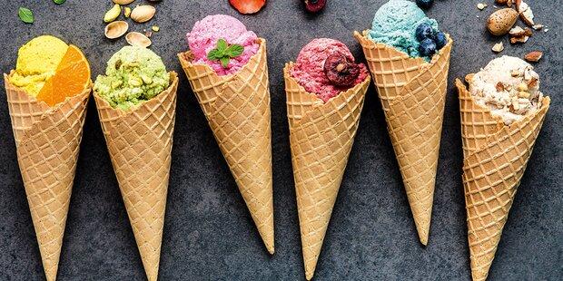 Das sind die beliebtesten Eissorten