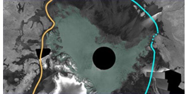 Nordwest-Passage in der Arktis ist eisfrei