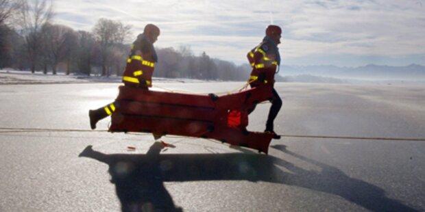 42-Jähriger stirbt beim Eistauchen