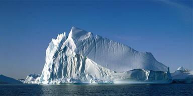 Eisberg doppelt so groß wie Wien