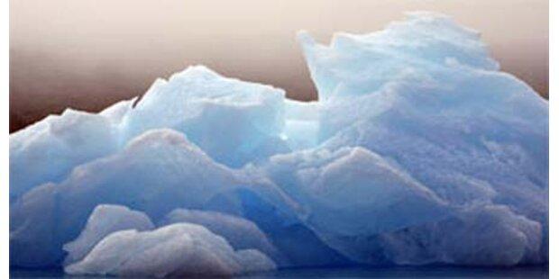 Riesen-Eisberg im Pazifik entdeckt