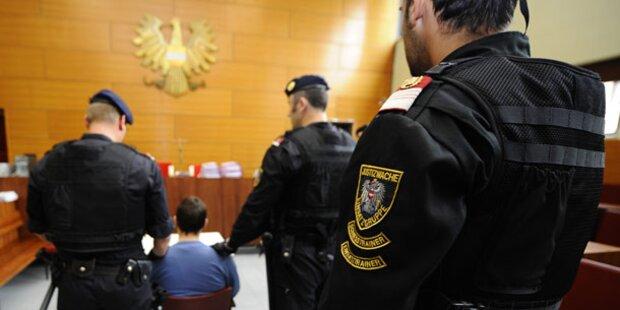 Brutaler Juwelierraub: Sechs Jahre Haft