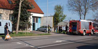 Explosion in Eisenstadt: ein Toter