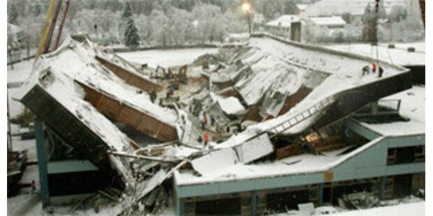 Ingenieur wegen Eishalleneinsturz verurteilt