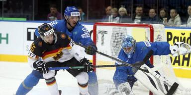 Deutschland gewann knapp gegen Kasachstan