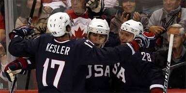 Kanada zittert sich ins Traumfinale