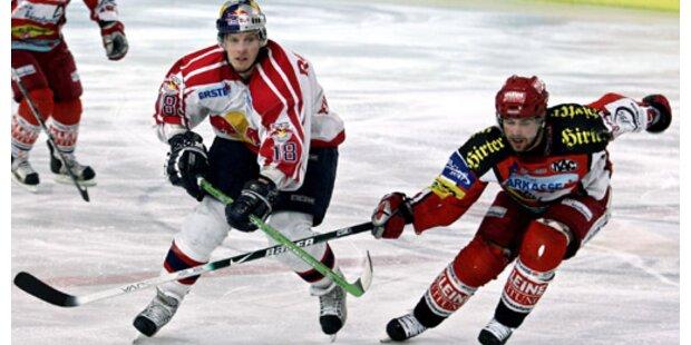 EC Red Bull Salzburg gegen HCB Südtirol