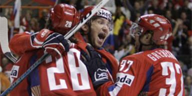 Russland ist mit 5:4-Sieg über Kanada Weltmeister