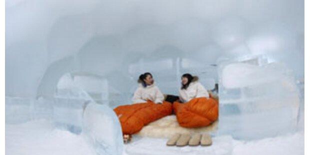 Urlaub für Kälteliebhaber