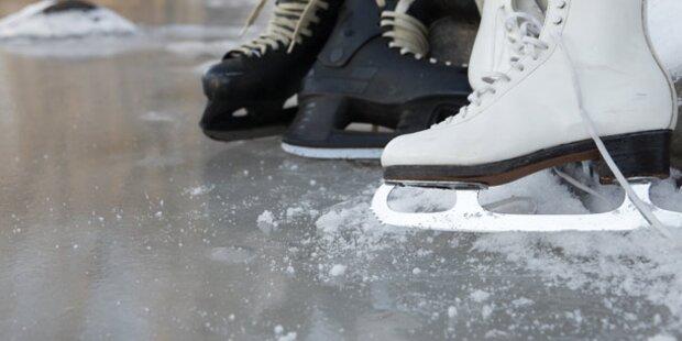 So schlank macht Wintersport