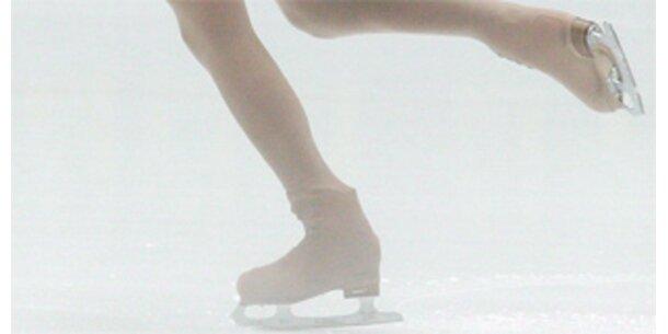 Finnen sind Erfinder des Schlittschuhlaufens