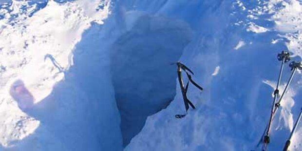 So überlebten sie 3 Tage im Eisloch